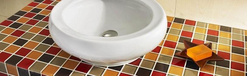 мозайка в ванной